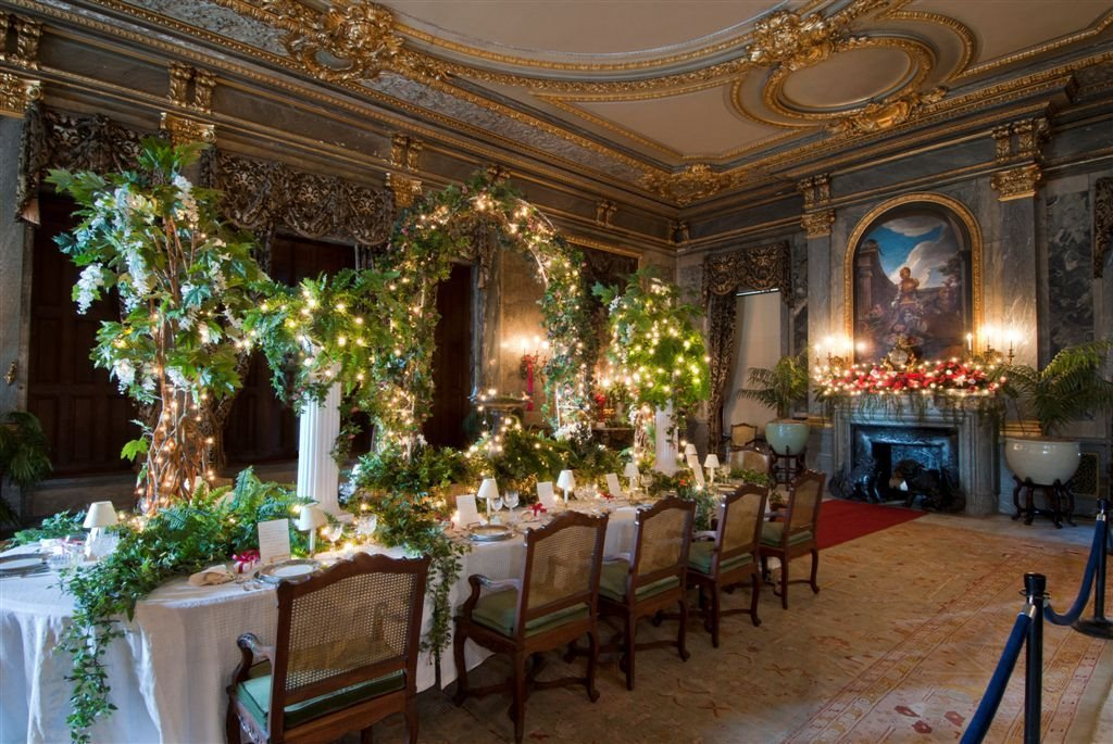 A Gilded Age Christmas at Staatsburgh State Historic Site