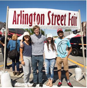 20th Annual Arlington Street Fair!
