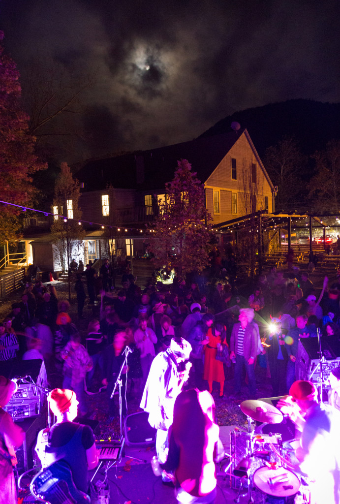 Haunted Mill & Monsters Ball at Wassaic Project