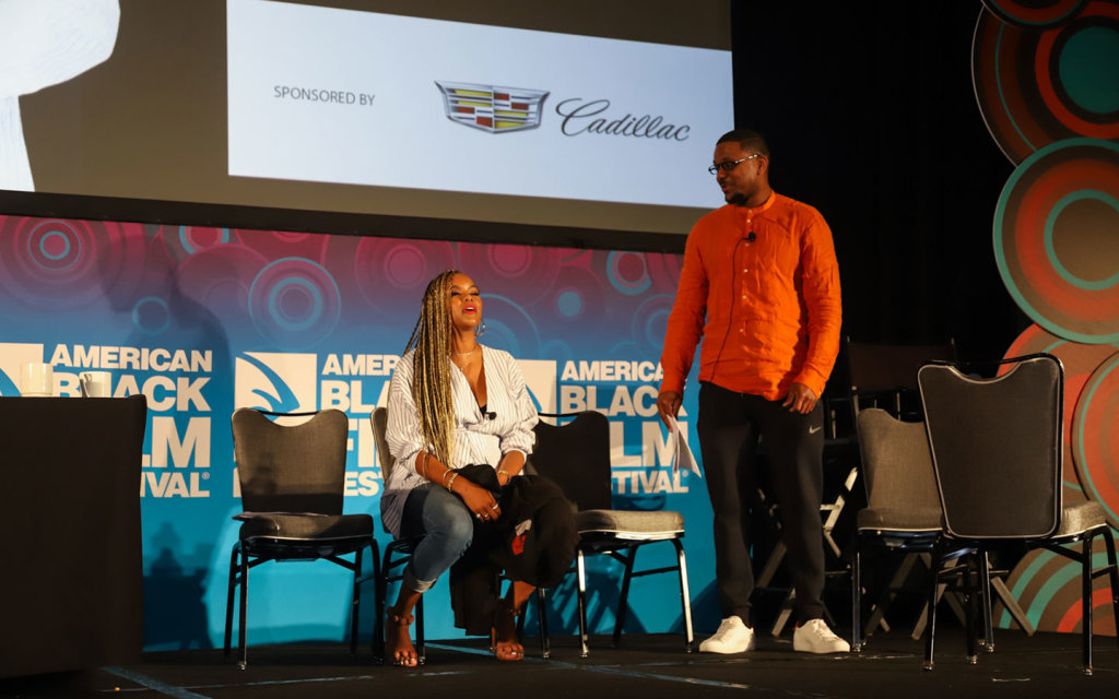 2019 American Black Film Festival, Miami FL - Jun 12, 2019 ...  Miami Black Film Festival 2013