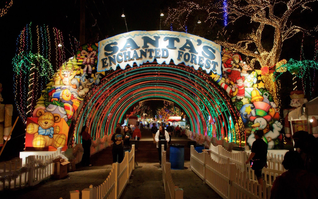 Santa Enchanted Forest Christmas 2020 Santa's Enchanted Forest   Date coming soon