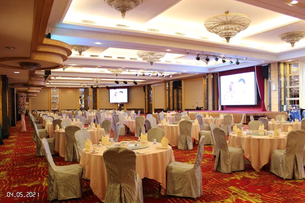 Function Venue @ Imperial Grand Ballroom