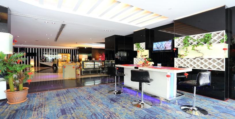 M Bar Lobby Lounge