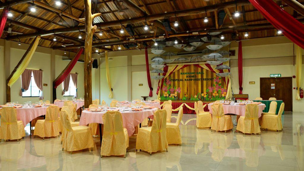 Mahogany Hall