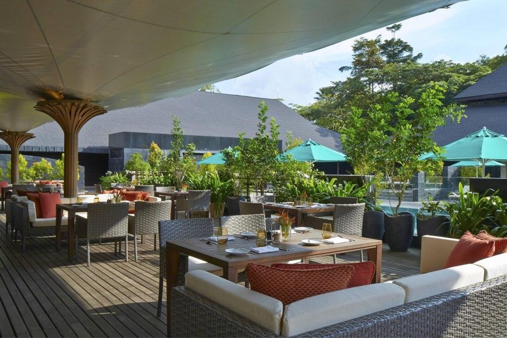 M Cafe Terrace