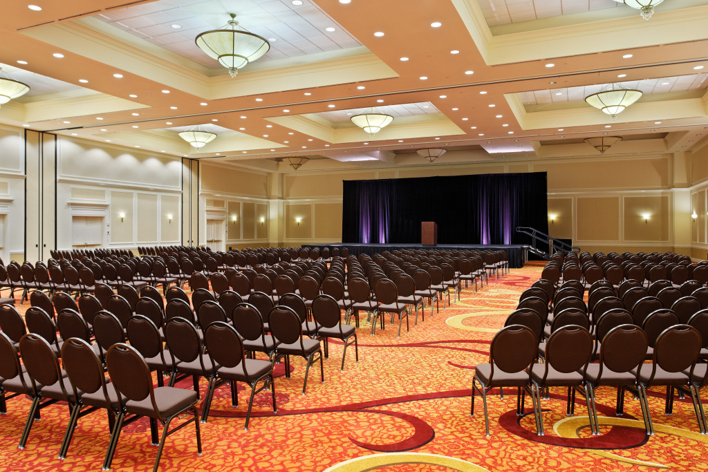Spartanburg Marriott – Meetings & Events