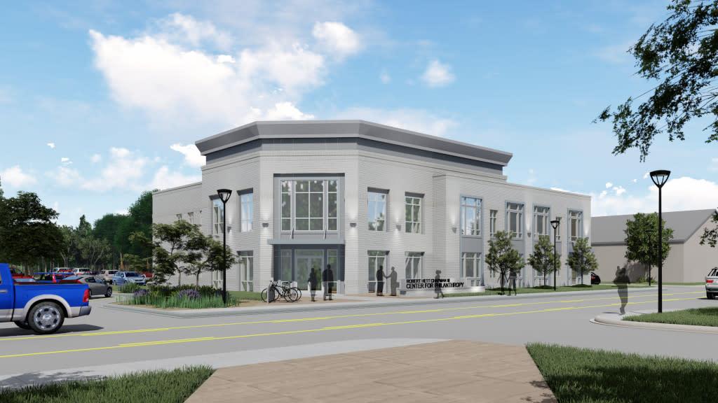 The Robert Hett Chapman III Center for Philanthropy