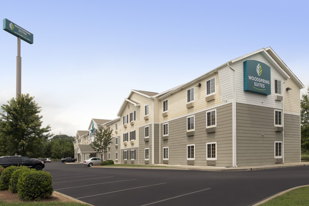 WoodSpring Suites Spartanburg Duncan SC