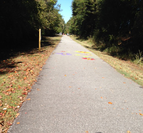Mary Black Foundation Rail Trail