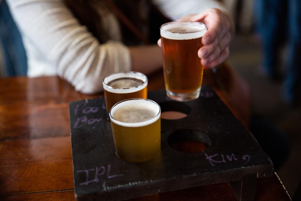 RJ Rockers - Beer Flight
