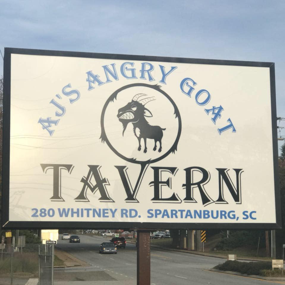 AJ's Angry Goat Tavern