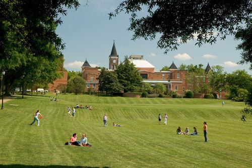 Converse College - Field