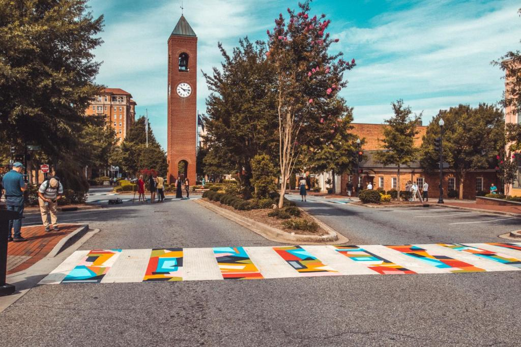 Spartanburg Downtown Cultural District