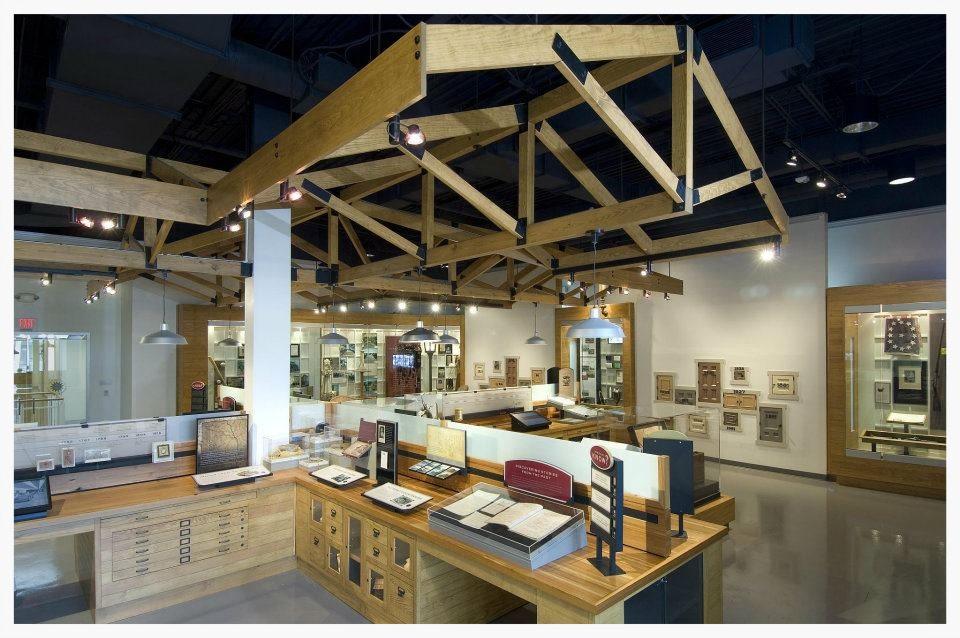 Regional History Museum - Floor Overview