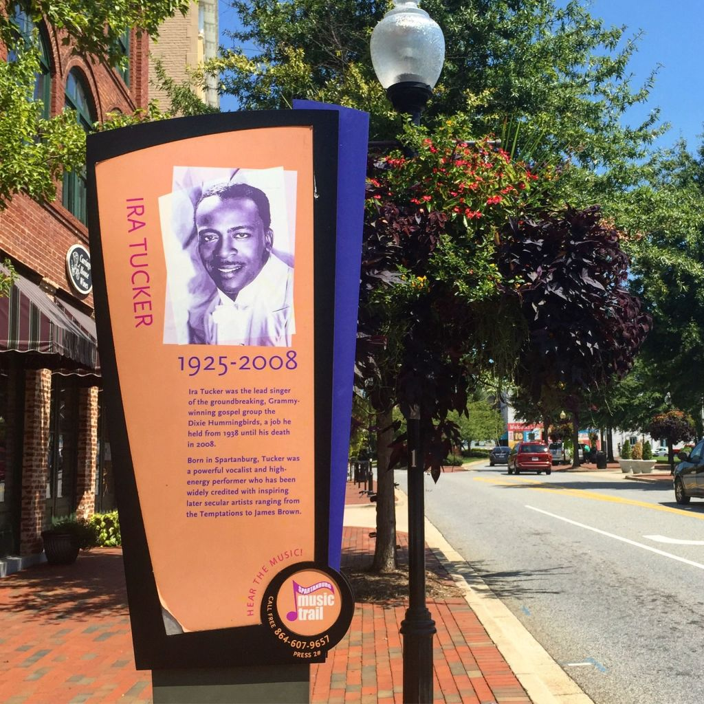Spartanburg Music Trail