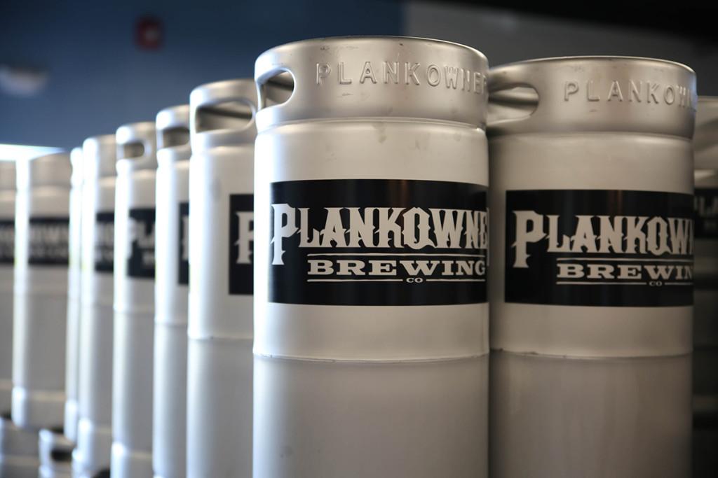 Plankowner - Kegs
