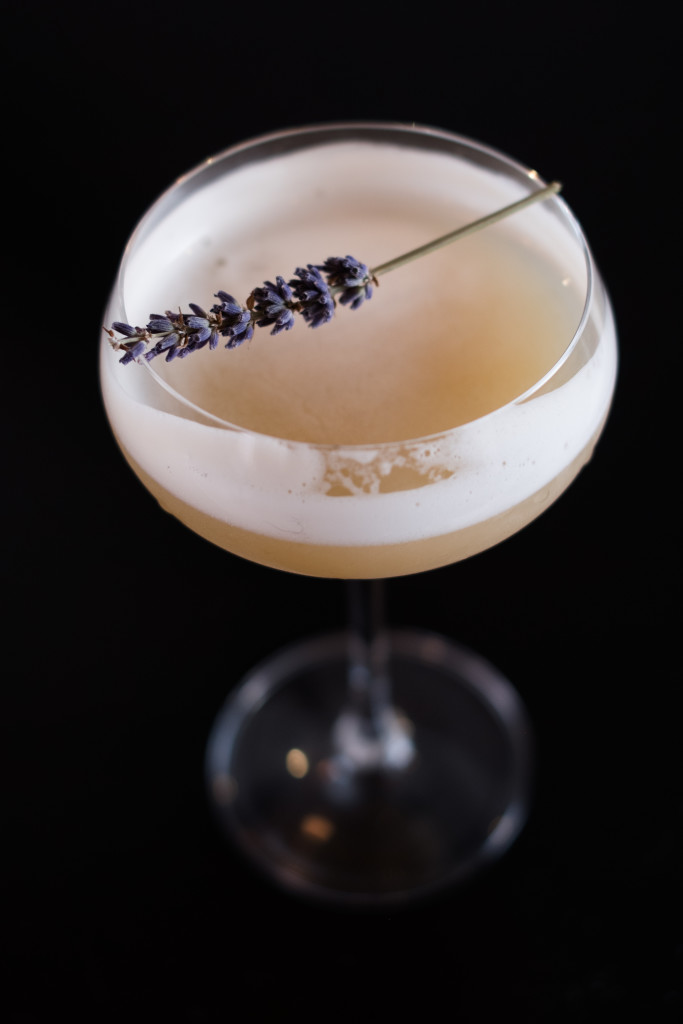 Kennedy - Lavender Cocktail
