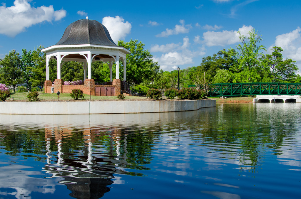 Cleveland Park Event Center - Gazebo