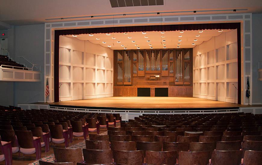 Twichell Auditorium