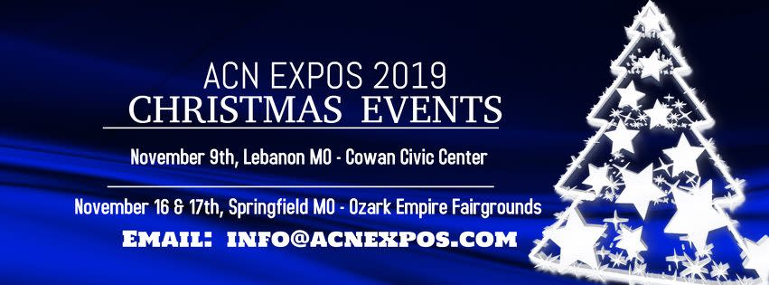 Christmas Events Dc 2019.Christmas Utopia Shopping Event Springfield Missouri
