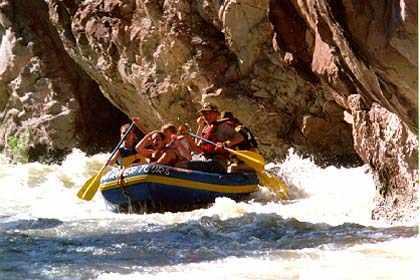 Always Rafting and Kayaking