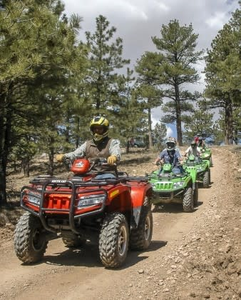 Bryce Canyon ATV Tours and Rentals