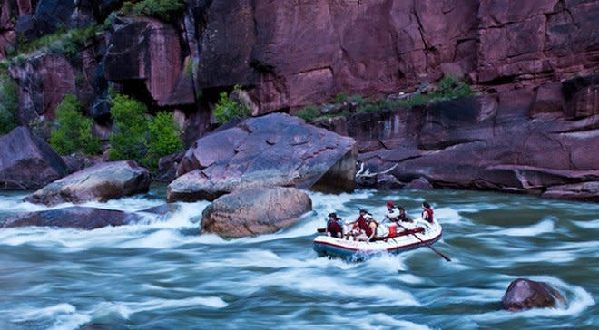 Holiday River Expeditions - Green River