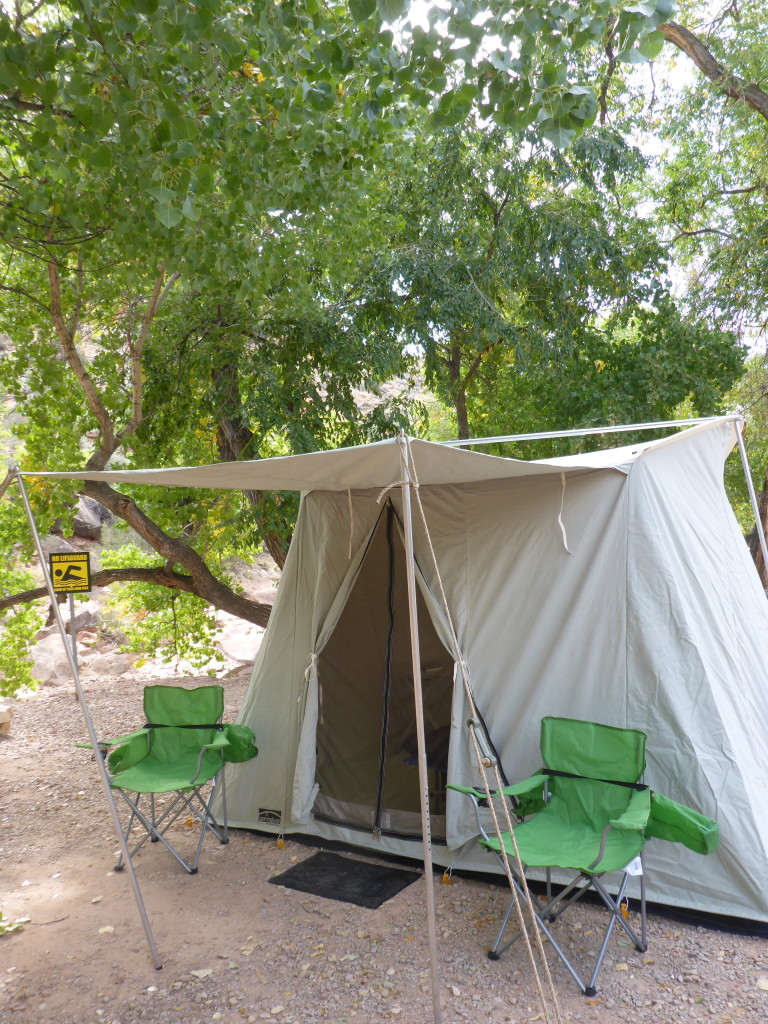 Zion Camping Rental