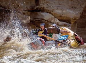 O.A.R.S. Utah Rafting