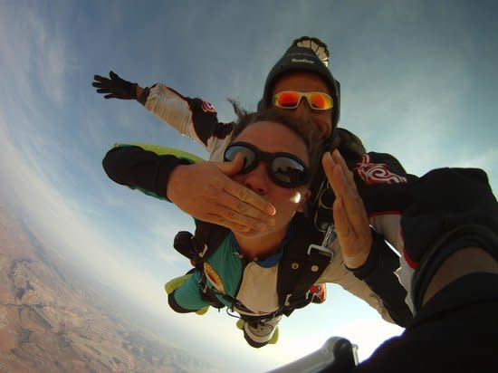 Skydive Canyonlands
