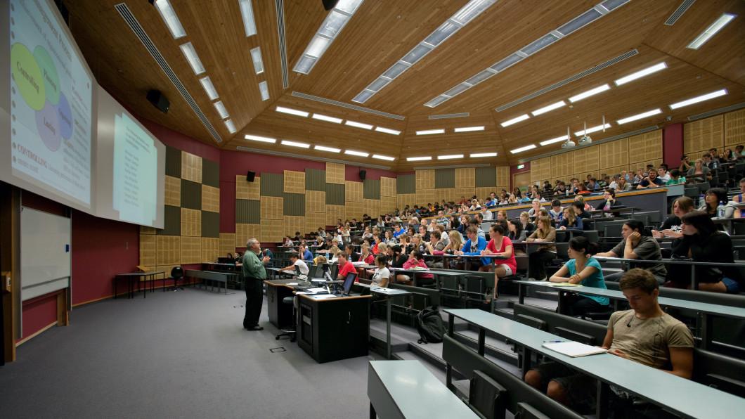 Lecture theatre PWC