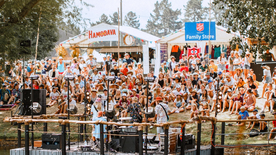 Festival One 2020 at in the Heritage Village