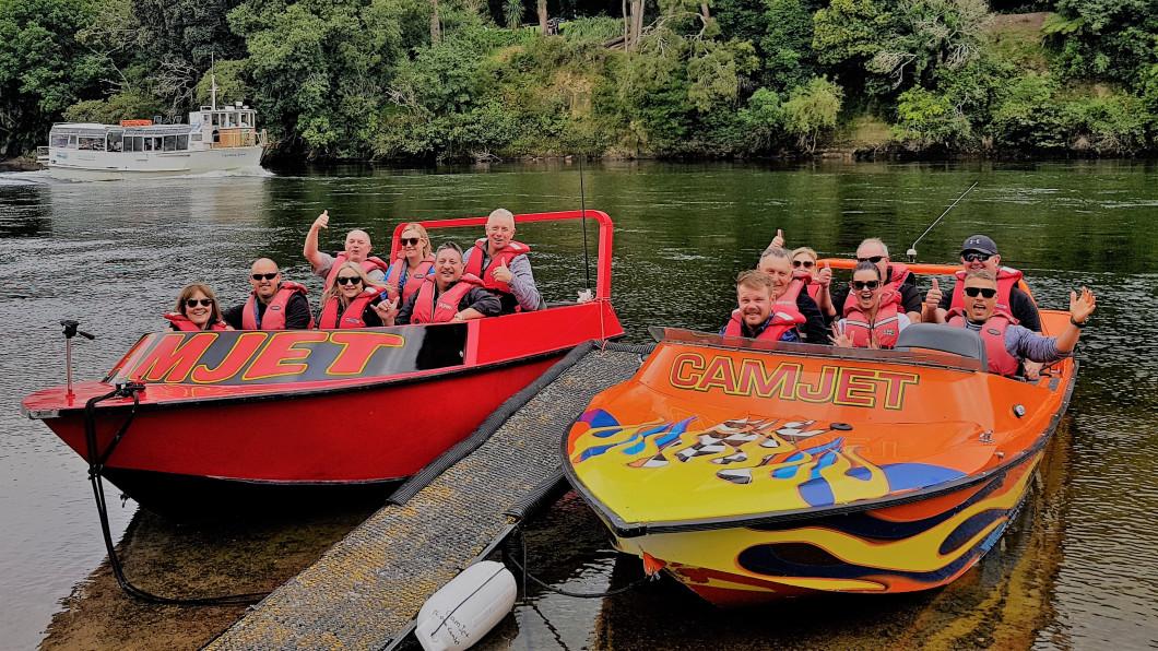 Camjet Boats