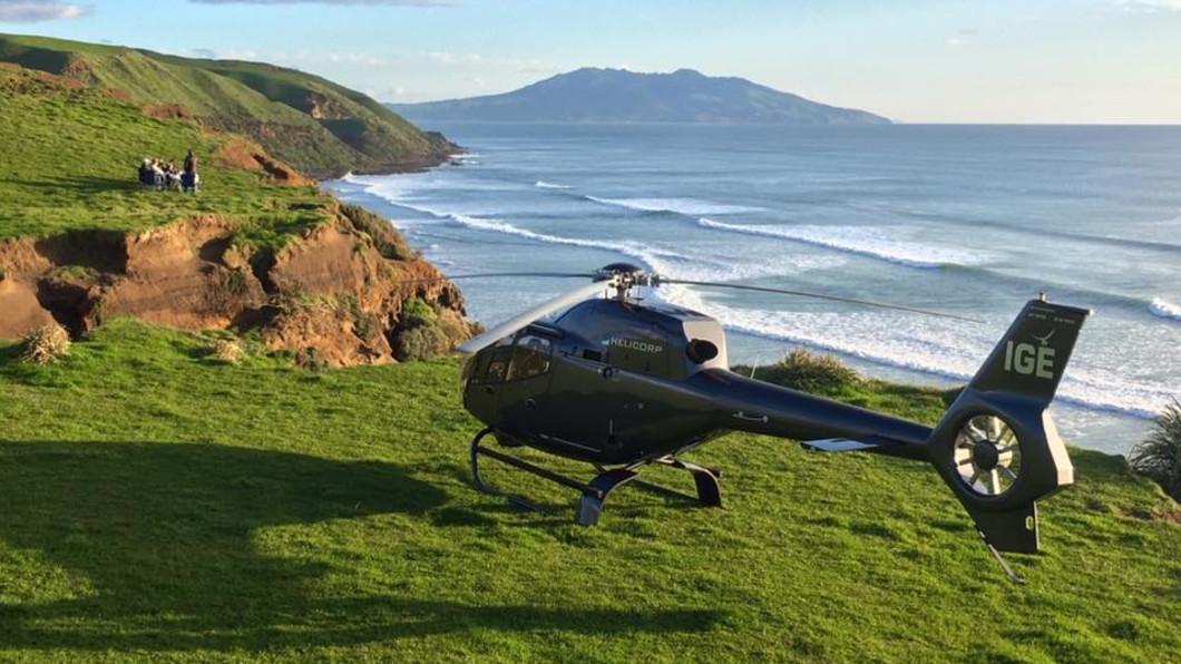 Enjoy scenic heli-experiences with Helicorp