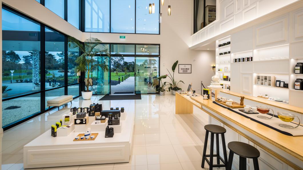 Zealong Vista Retail Boutique Shop