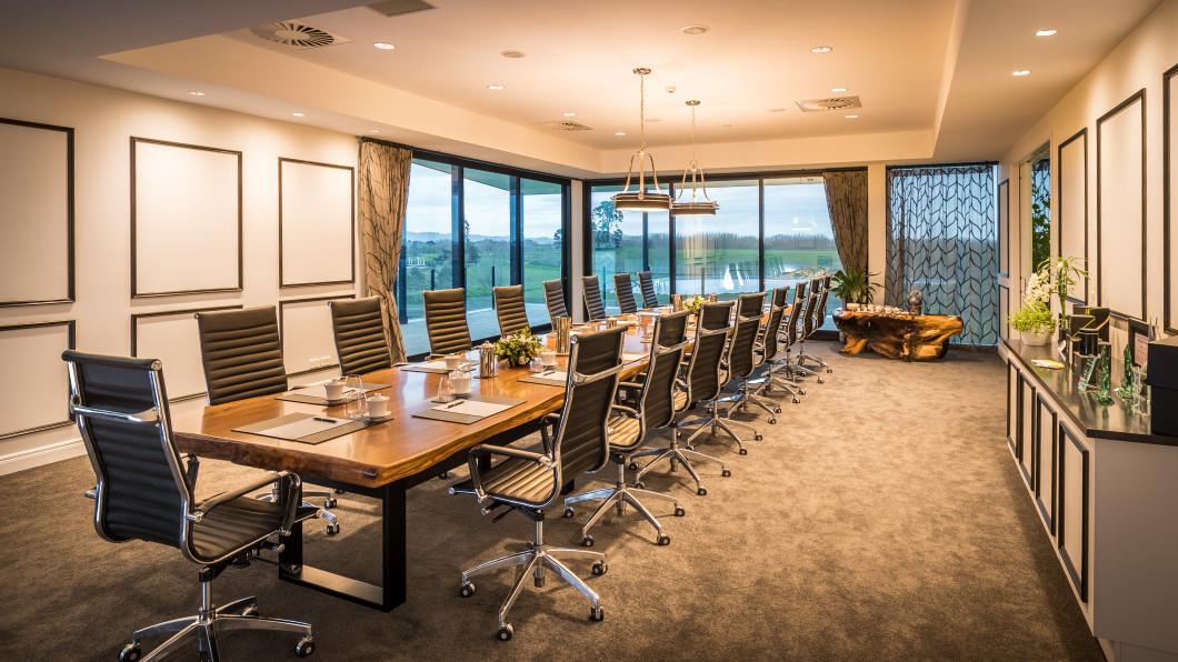 Zealong Executive room