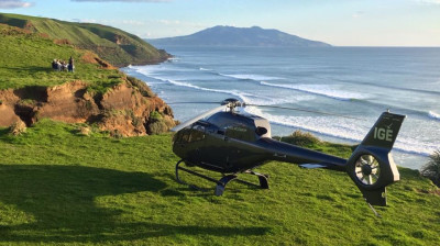 Enjoy scenic heli-experiences with Helicorp