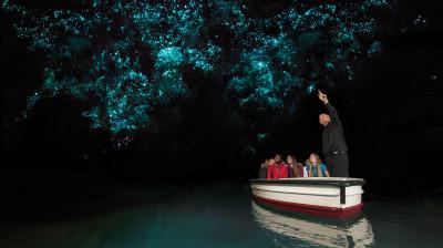 WGC boat ride